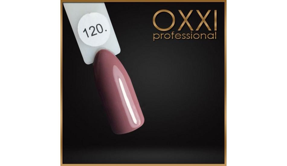 Gel polish Oxxi №120
