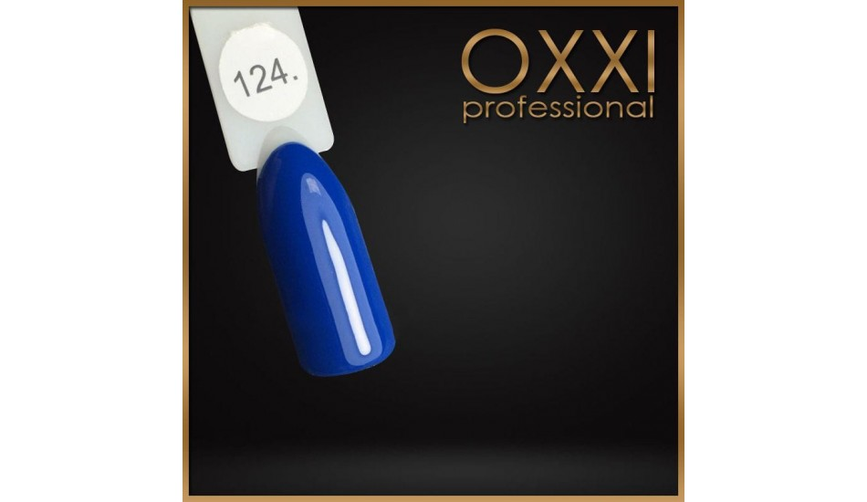 Gel polish Oxxi №124