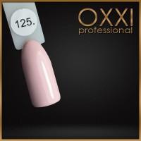 Gel polish Oxxi №125
