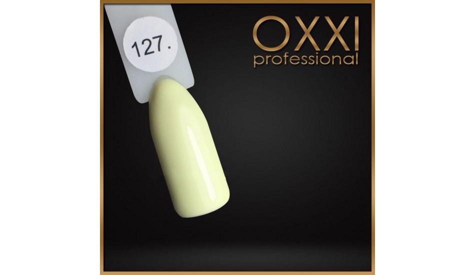 Gel polish Oxxi №127