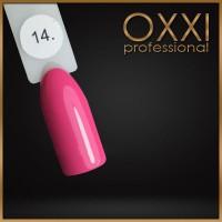 Gel polish Oxxi №014