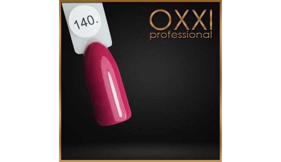 Gel polish Oxxi №140