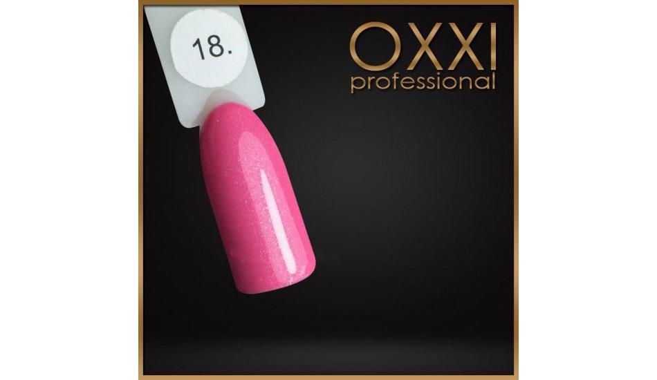 Gel polish Oxxi №018