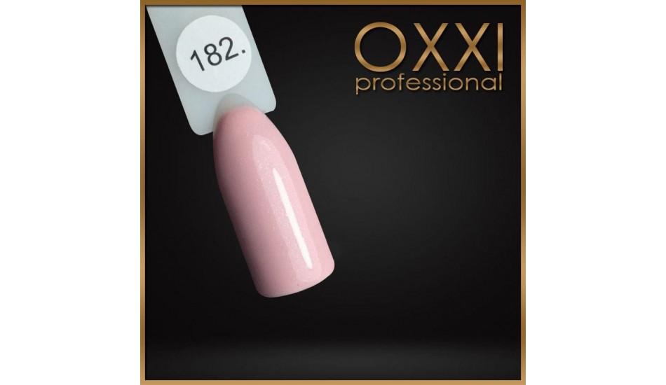 Gel polish Oxxi №182