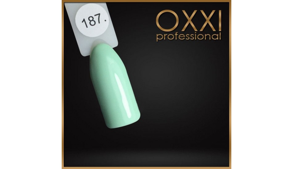Gel polish Oxxi №187