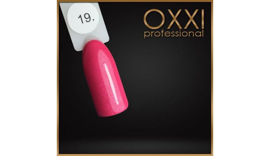 Gel polish Oxxi №019