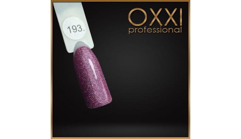 Gel polish Oxxi №193