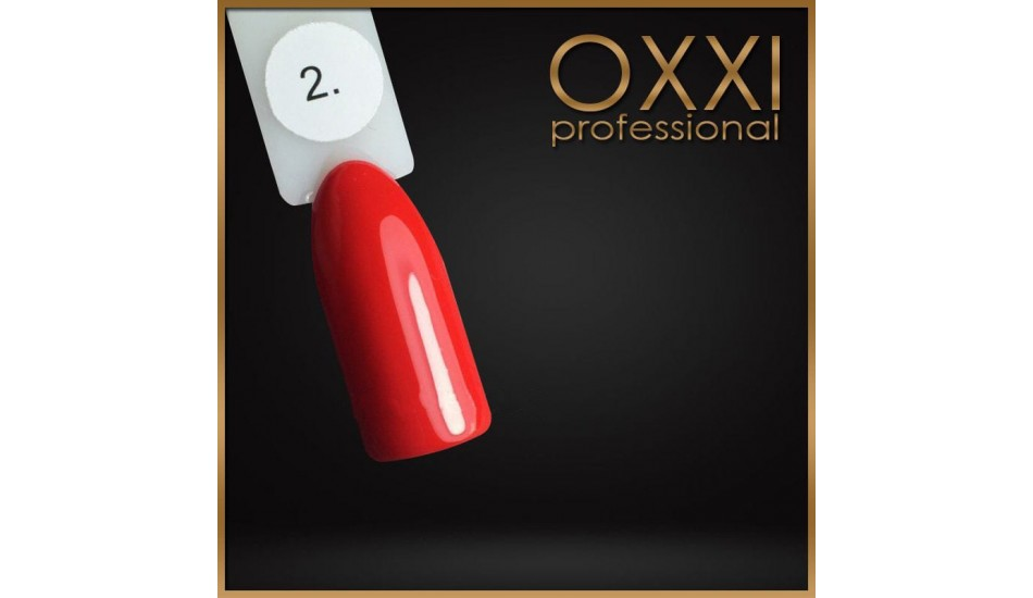 Gel polish Oxxi №002