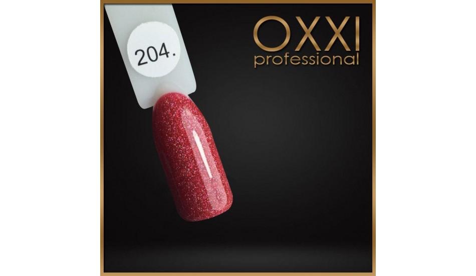 Gel polish Oxxi №204