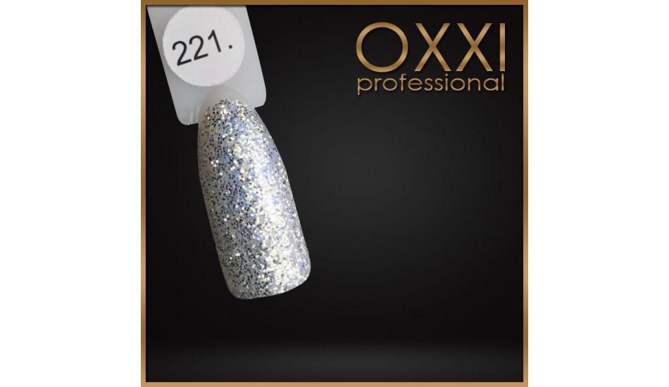 Gel polish Oxxi №221