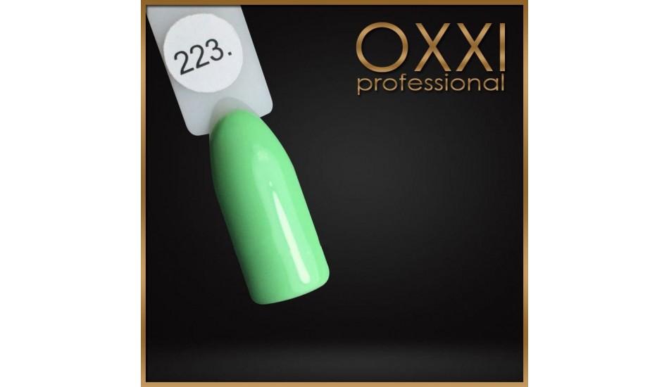 Gel polish Oxxi №223