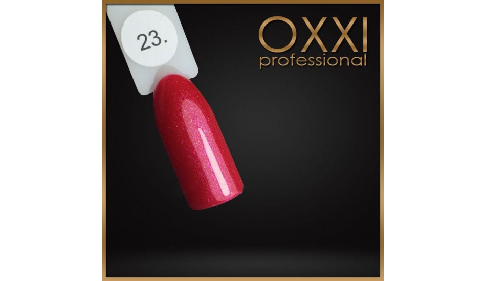 Gel polish Oxxi №023