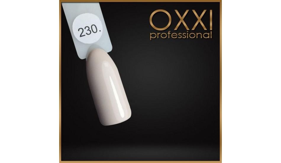 Gel polish Oxxi №230