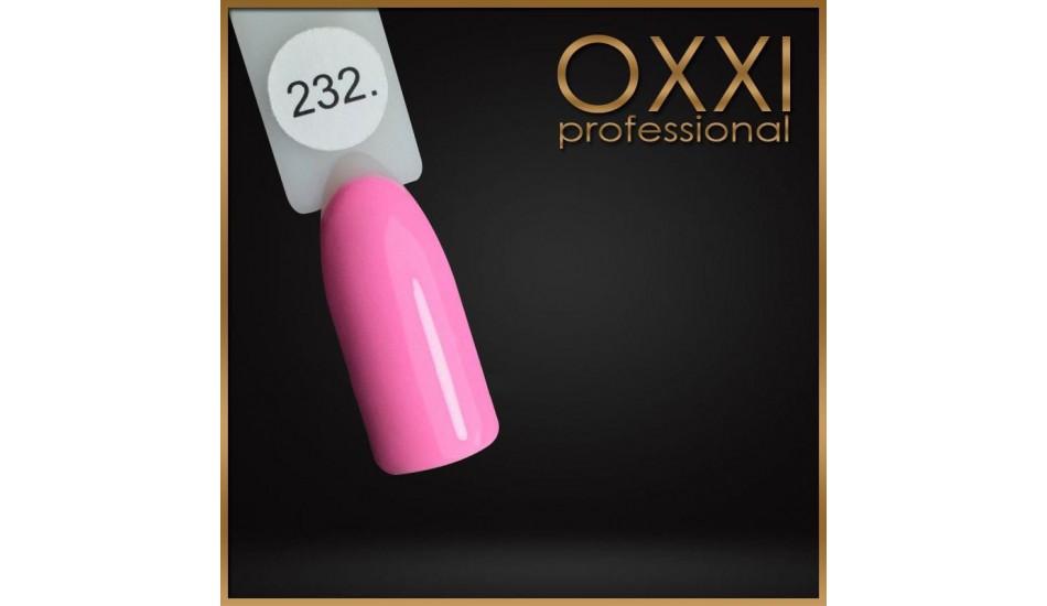 Gel polish Oxxi №232