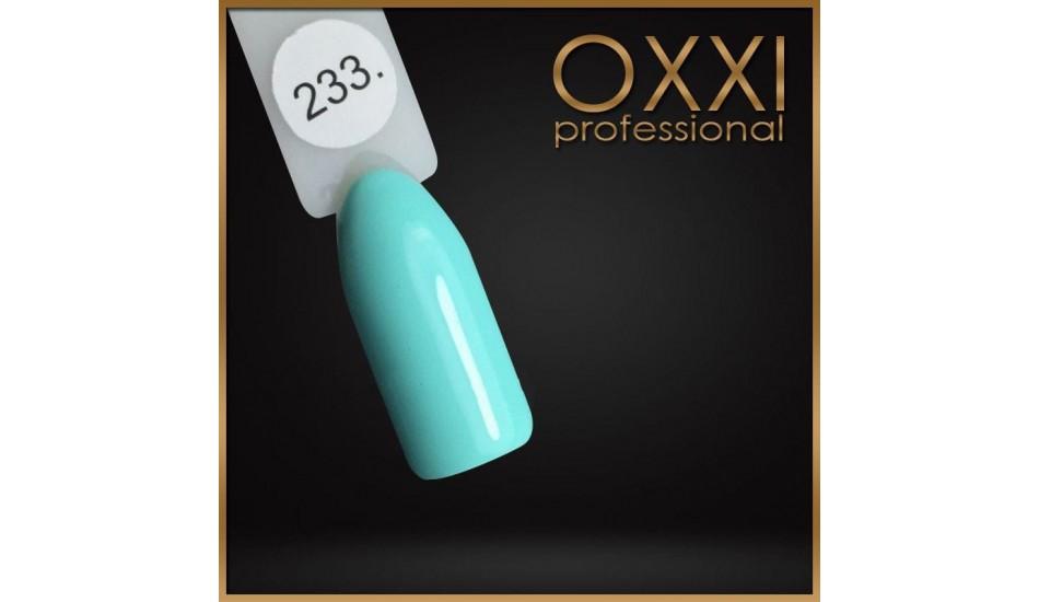 Gel polish Oxxi №233