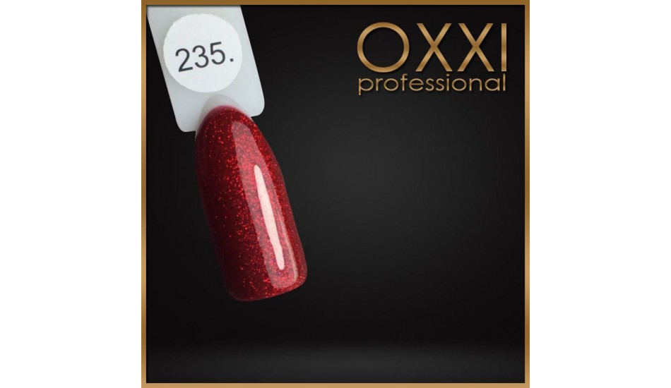 Gel polish Oxxi №235
