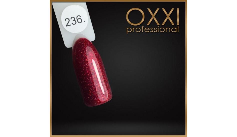 Gel polish Oxxi №236