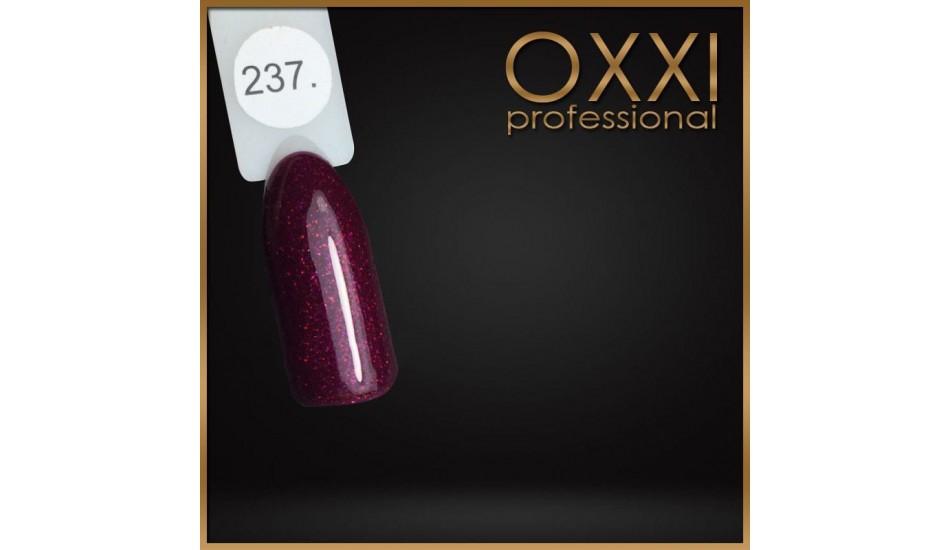 Gel polish Oxxi №237