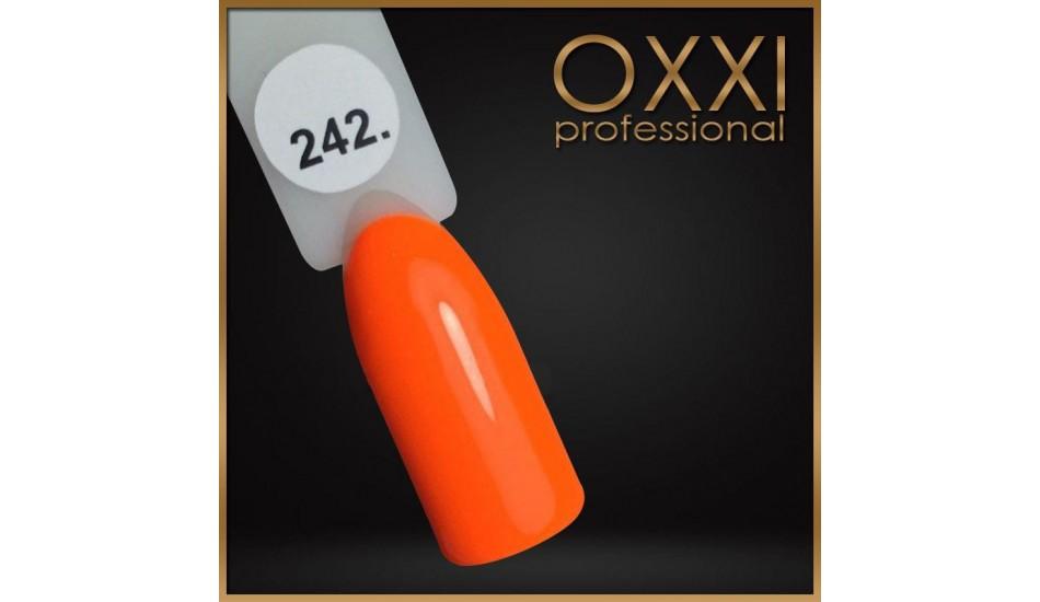 Gel polish Oxxi №242