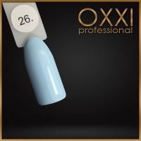 Gel polish Oxxi №026