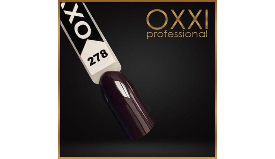 Gel polish Oxxi №278