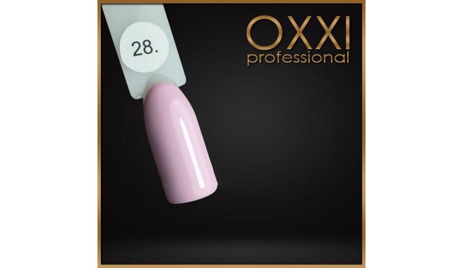 Gel polish Oxxi №028