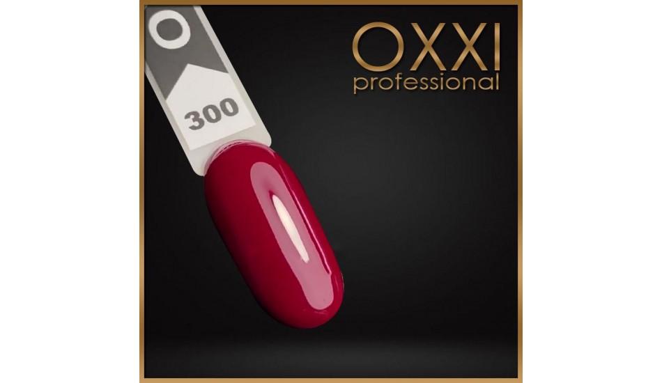 Gel polish Oxxi №300