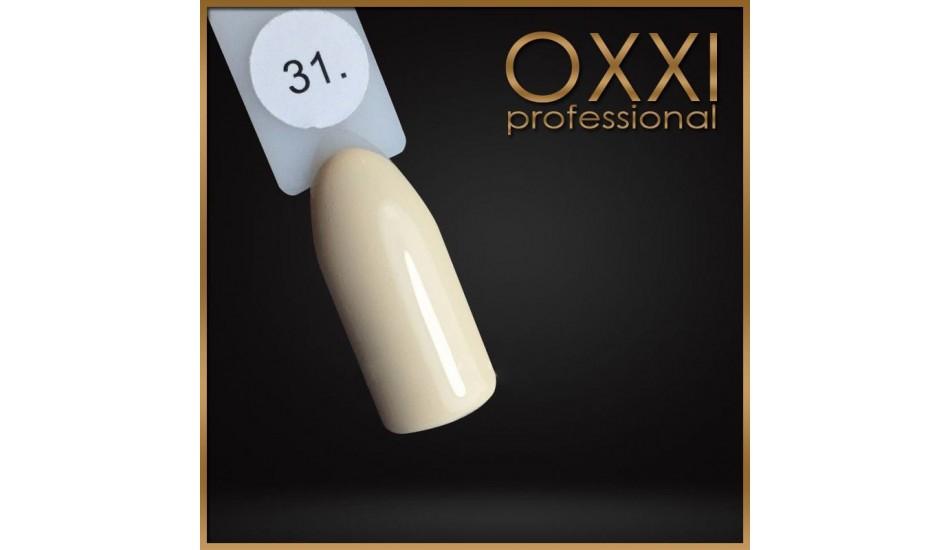 Gel polish Oxxi №031