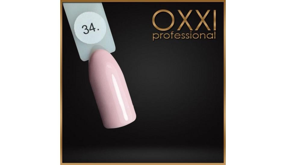 Gel polish Oxxi №034