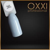 Gel polish Oxxi №036