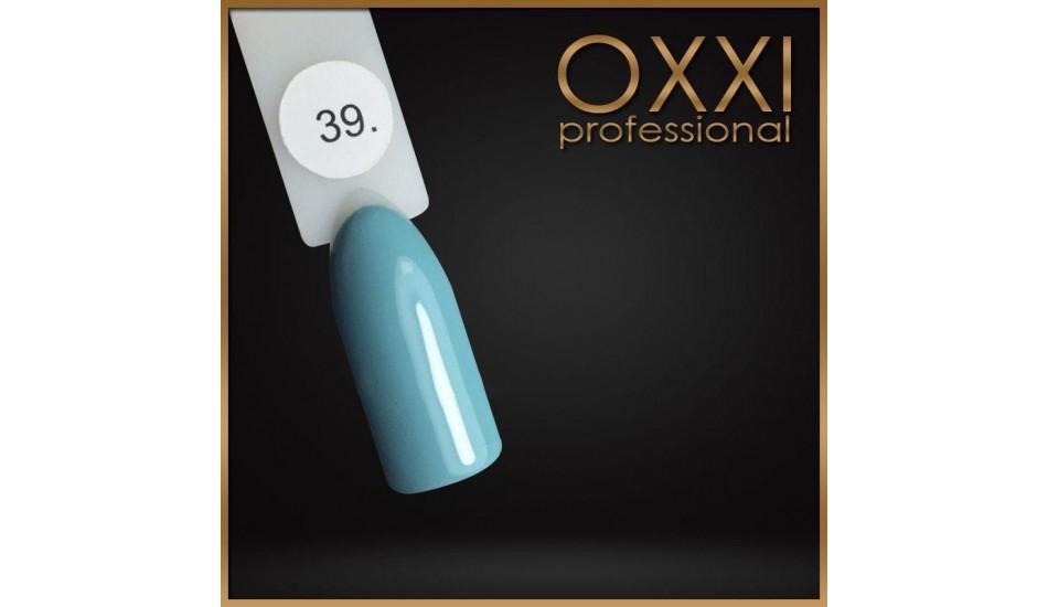 Gel polish Oxxi №039