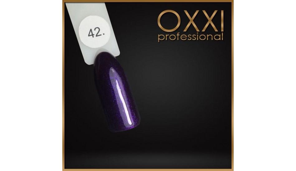 Gel polish Oxxi №042