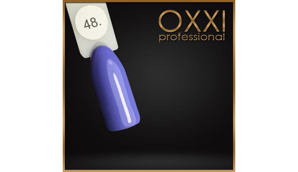 Gel polish Oxxi №048