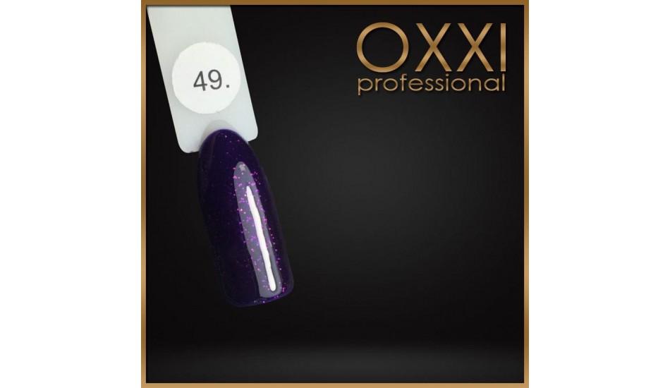 Gel polish Oxxi №049