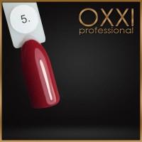 Gel polish Oxxi №005