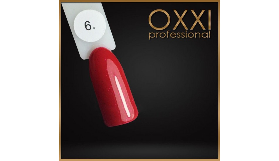 Gel polish Oxxi №006