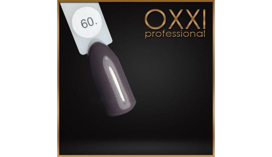 Gel polish Oxxi №060