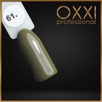 Gel polish Oxxi №061