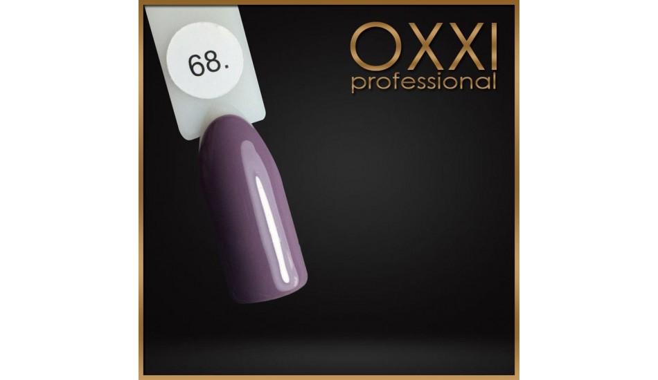 Gel polish Oxxi №068