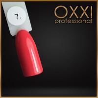 Gel polish Oxxi №007