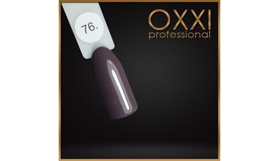 Gel polish Oxxi №076