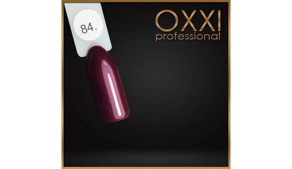 Gel polish Oxxi №084