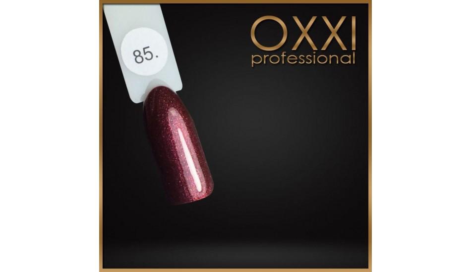 Gel polish Oxxi №085
