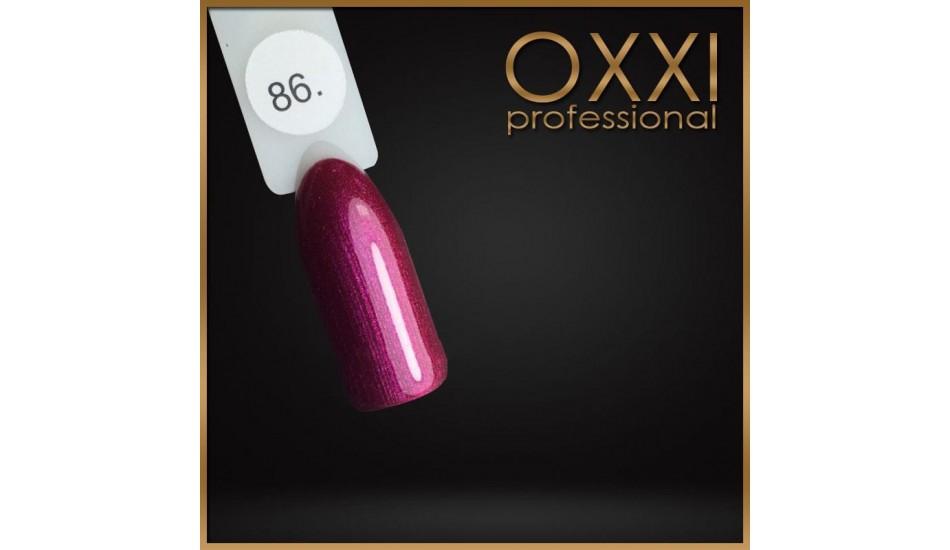 Gel polish Oxxi №086
