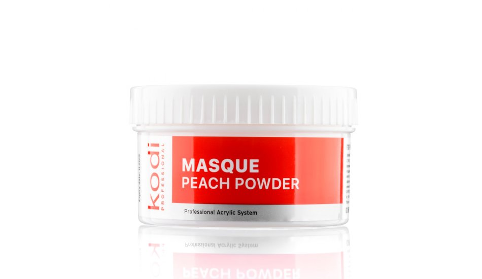 MASQUE PEACH POWDER 60 g.