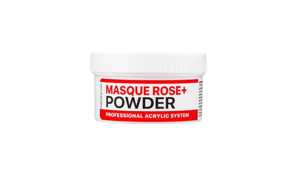 MASQUE ROSE + POWDER 60 g.