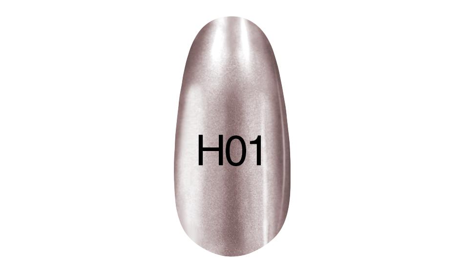 """Gel polish """"HOLLYWOOD"""" № N01, 8ml."""
