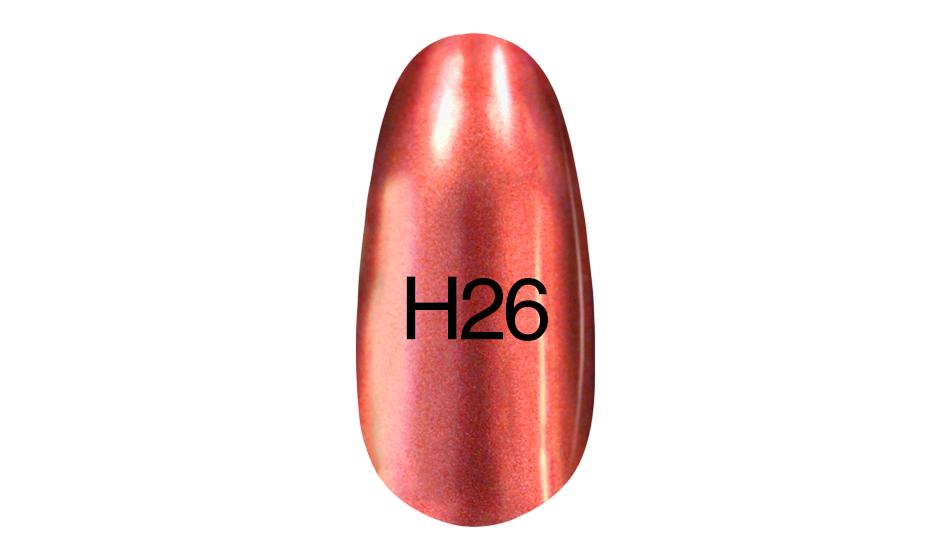 """Gel polish """"HOLLYWOOD"""" № N26, 8ml."""