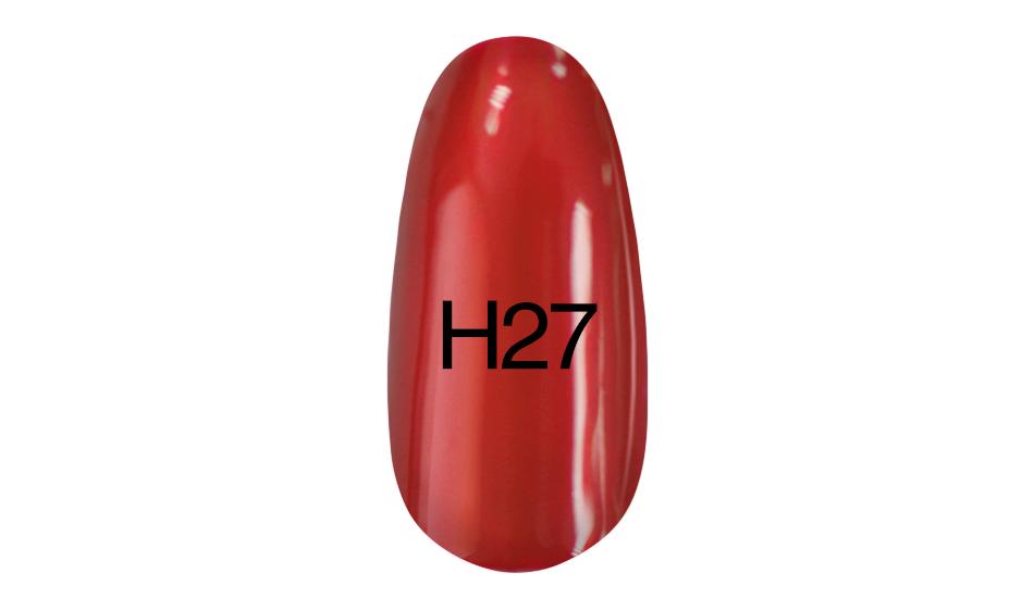 """Gel polish """"HOLLYWOOD"""" № N27, 8ml."""