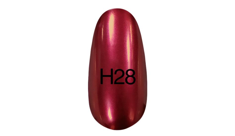 """Gel polish """"HOLLYWOOD"""" № N28, 8ml."""